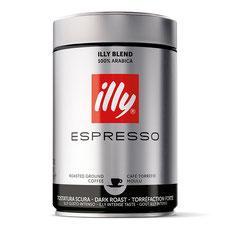 illy Espresso S-Röstung Gemahlen