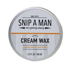Snip a Man Cream Wax 100g