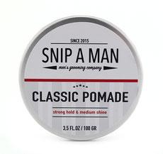 Snip a Man Classic Pomade 100g