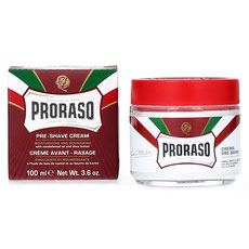 Proraso Preshave Cream Red Nourish 100ml