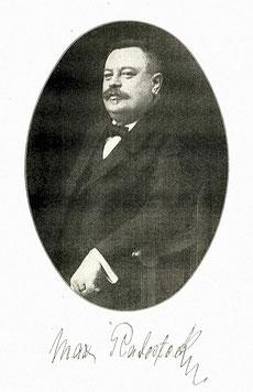 Max Radestock