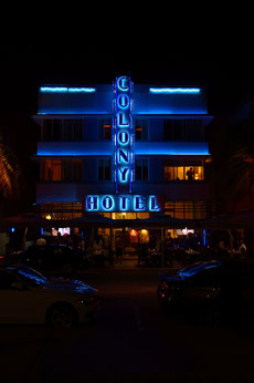 Colony Hotel Ocean Drive Miami Beach