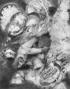 Matthias-Wyss-TAGESLICHT-DAYLIGHT-2011–2014-Pencil-On-Paper-22X29-Cm-18