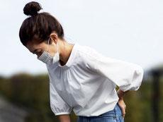 産後の女性の腰痛