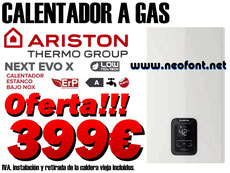 ARISTON NEXT EVO X