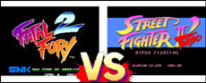 Fatal Fury II VS Street Fighter II' Turbo