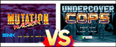 Mutation Nation VS Undercover Cops
