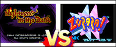 Nightmare in the Dark VS Zupapa!