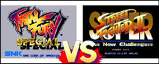 Fatal Fury Special VS Super Street Fighter II