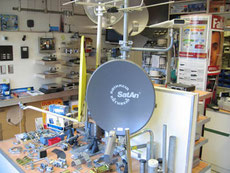Keding Sicherheitssysteme Antennentechnik