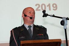 Urs Vogel, langjähriger Präsident des Waffenlauf-Vereins Schweiz