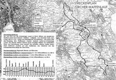 Strecke Zürcher Waffenlauf ab 2000
