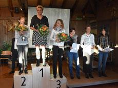 Damen Waffenlauf-Meisterschaft 2015