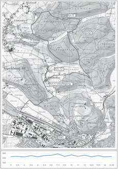 Strecke Burgdorfer Waffenlauf