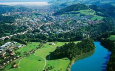 Gübsensee oberhalb St. Gallen