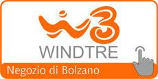 Safari srl - negozi WindTre Bolzano