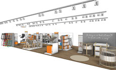 Bild: Shop retail Design Stokke