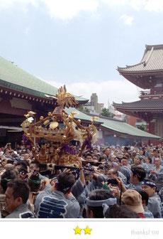 ともチンっ♪さん:三社祭