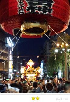 kohtomoさん:三社祭