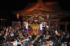 八重垣神社 祇園祭