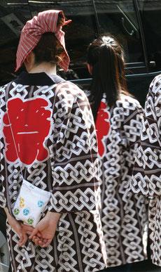〈TORIGOE MATSURI〉Torigoe, TOKYO ⓒreal Japan 'on!