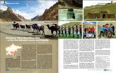 Shaksgam Expedition 2014 TTMag April 2014