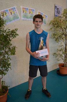 Matthieu finaliste en R6-D7.