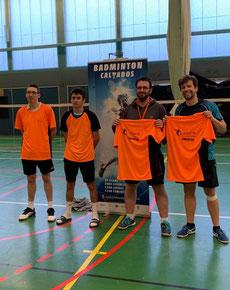 Yannick et Florian champions série 2