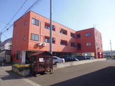 米沢市 オレンジマンション 外観写真