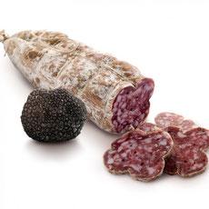 Salami con trufa negra (42,00€/kg) AGOTADO