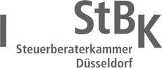 Ich bin Mitglied der Steuerberaterkammer Düsseldorf.