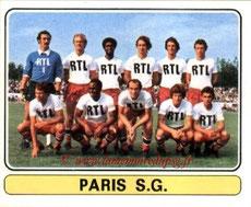 N° 271 - Equipe PSG
