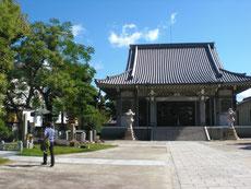 薬仙寺本堂