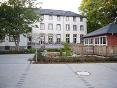 Hotel Am Ceresplatz Parkeerplaatsen
