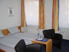 Hotel Am Ceresplatz 2- persoons kamer