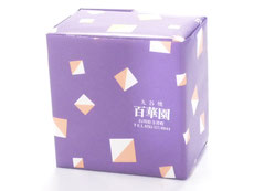 九谷焼 百華園 包装紙