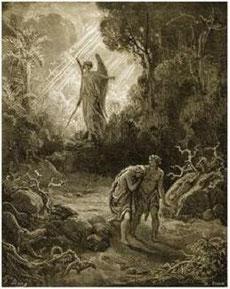 カバラ 楽園追放 ラツィエル アダムとエバ
