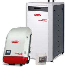 Fronius Battery mit Symo Hybrid