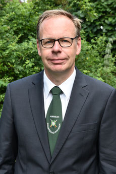Bernd Stapel (2. Schriftführer)