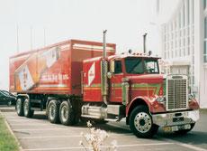 Fahrzeugbeschriftung LKW Truck