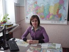 Учитель географии Вотякова Маргарита Николаевна