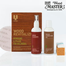 UCare MIDI Wood Revitalizing Kit (für Naturholz)