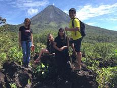 Visita Parque Nacional Volcán Arenal - Sendero Lava 1968