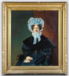 Marie-Magdelaine van der Borcht Mère d'Anne Meeûs
