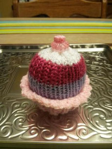 Cup cake de Virginie