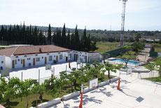 спортивный лагерь в Испании