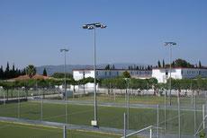 детский лагерь в Испании