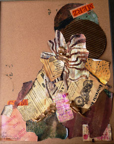 Collage ala Schwitters