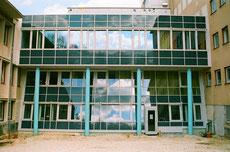 Fischer Metallbau GmbH Pfosten-Riegelfassade in Aluminium