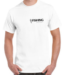 Tee-shirt fishing instinct